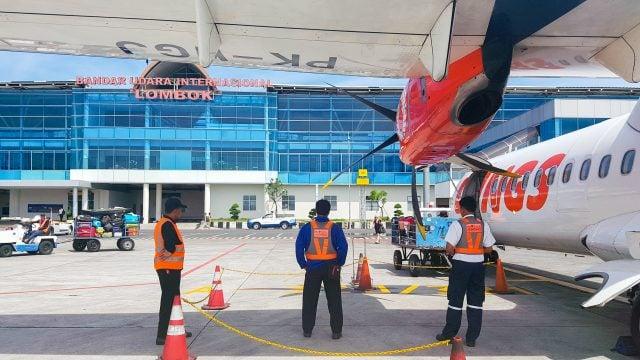 aeropuerto internacional lombok LOP