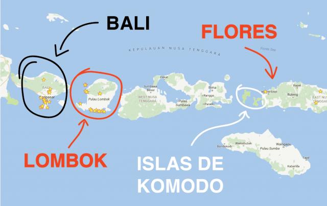 donde esta flores indonesia