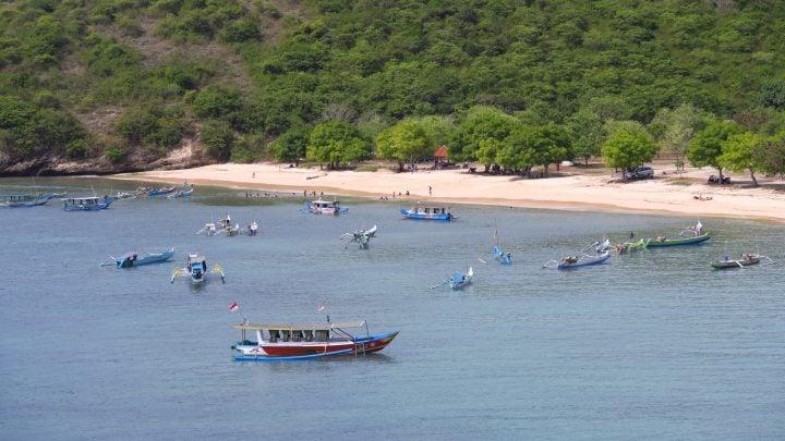 kuta lombok viaje indonesia