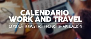 calendario work and travel