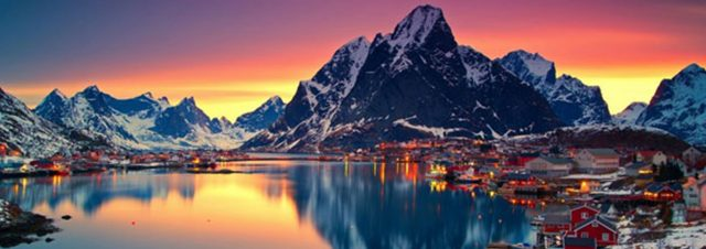 visa working holiday Noruega-experiencia