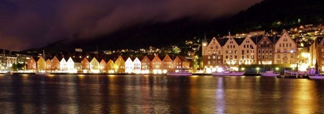 Bergen-visa working holiday Noruega