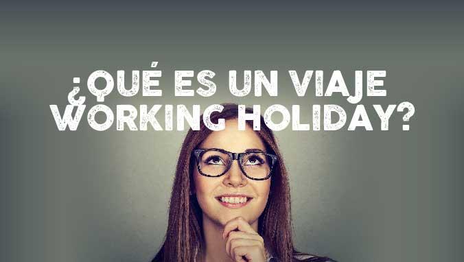 que es working holiday visa