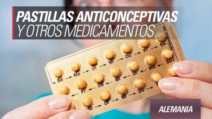 anticonceptivos alemania