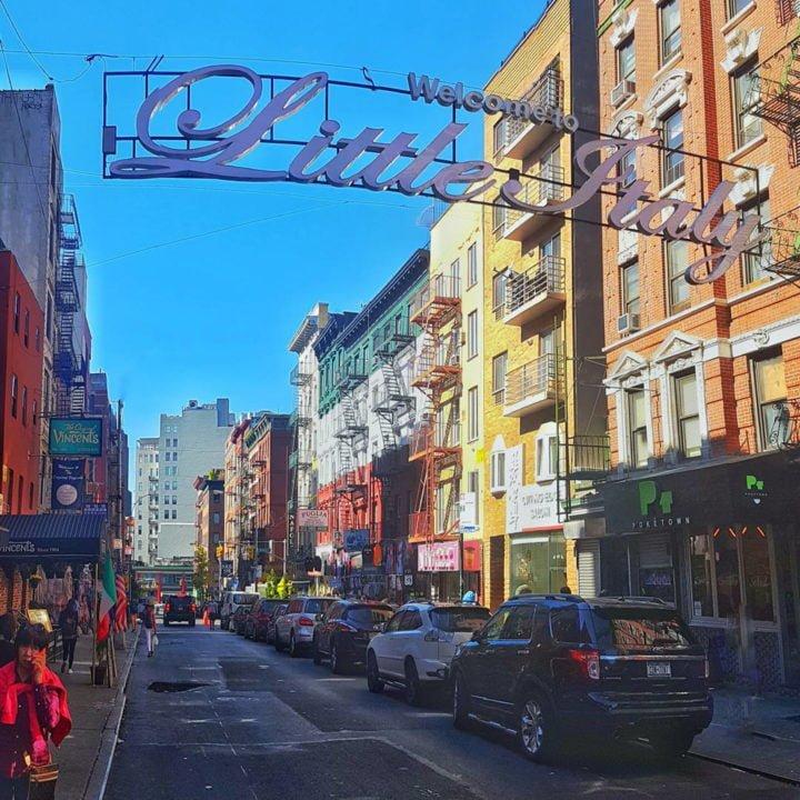 little italy nueva york