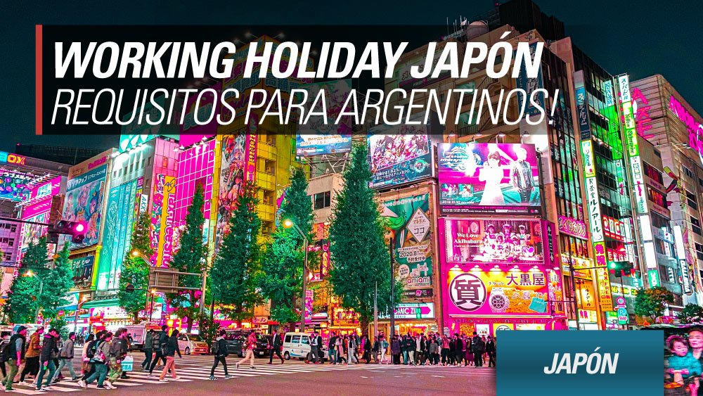 requisitos working holiday japon