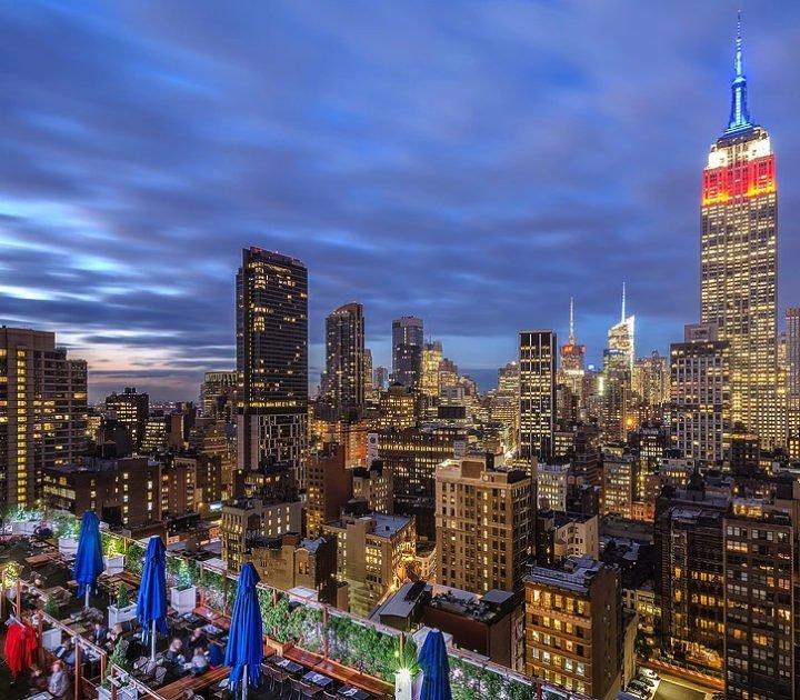 rooftop bar nueva york