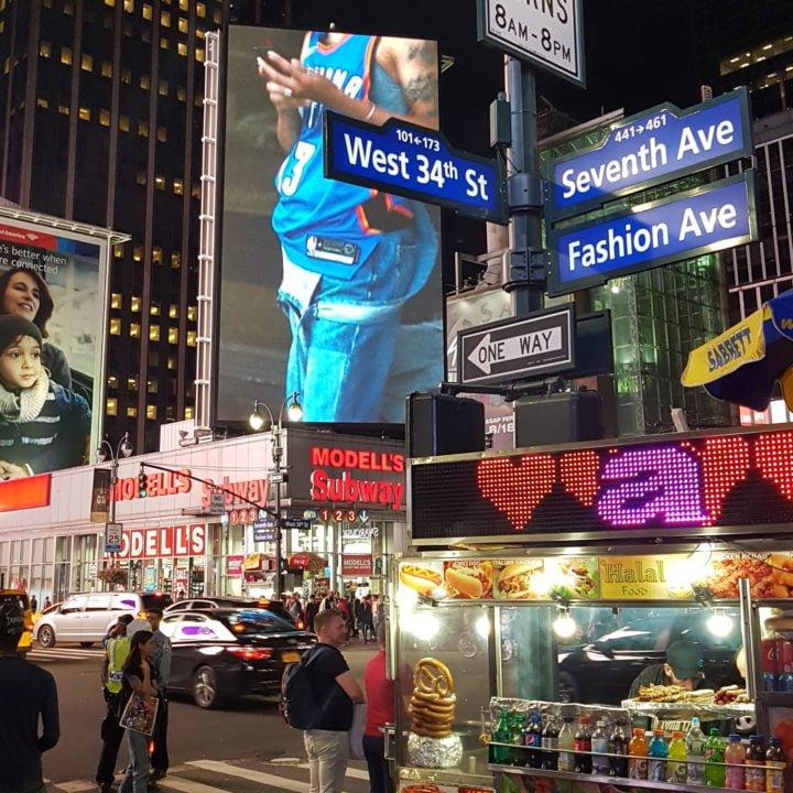 shopping comprar nueva york