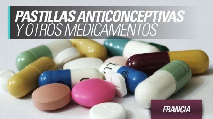 francia pastillas anticonceptivas otros medicamentos