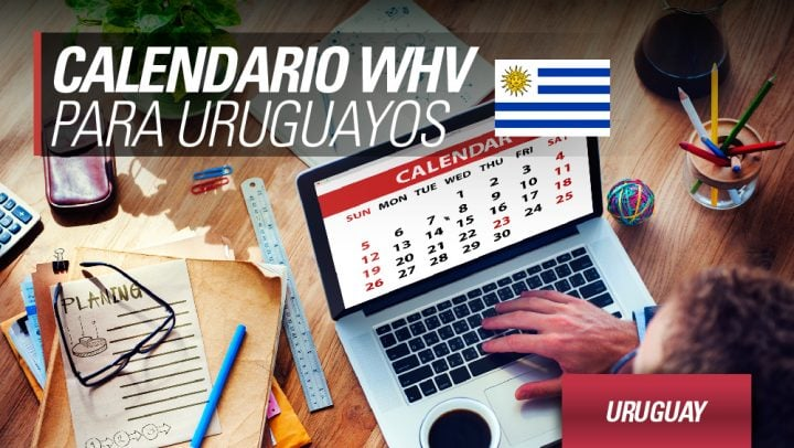 visas working holiday para uruguayos