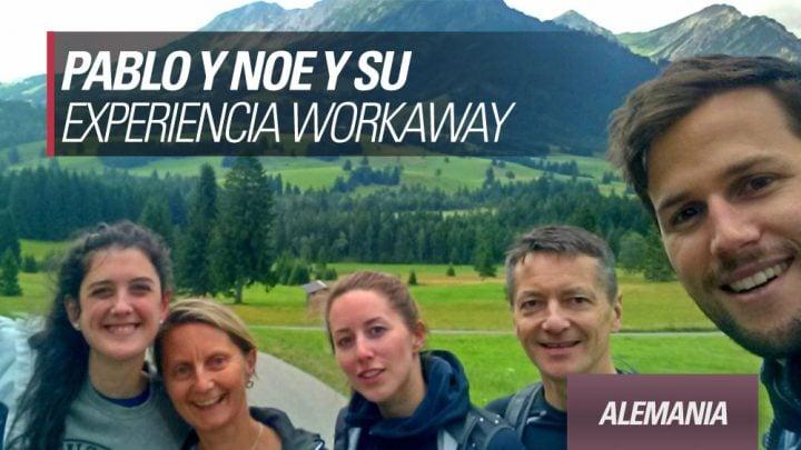 workaway working holiday alemania