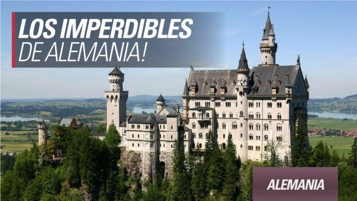 destinos imperdibles de Alemania