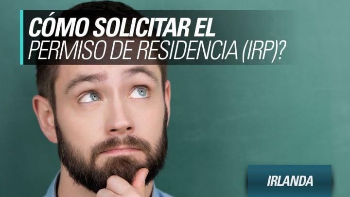 IRP Irlanda visa working holiday