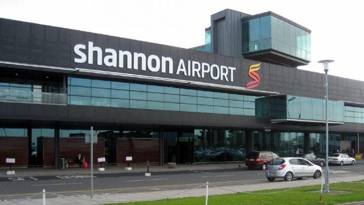 irlanda aeropuerto