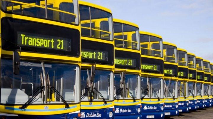 transporte irlanda