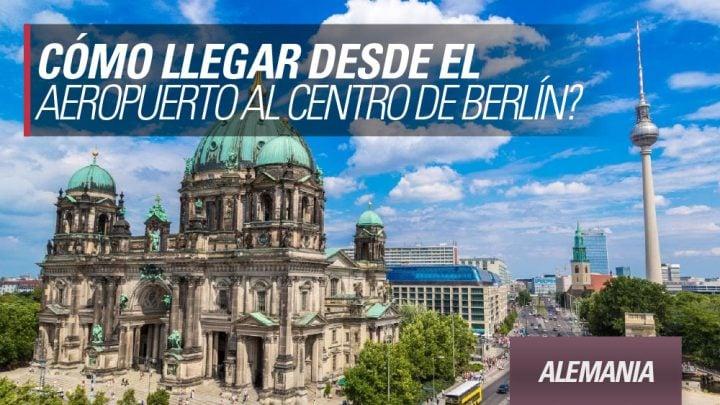 Alemania transporte Berlin