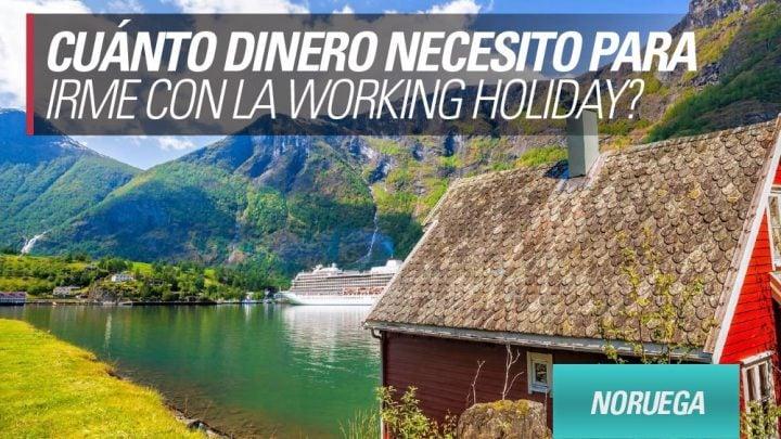 noruega visa working holiday