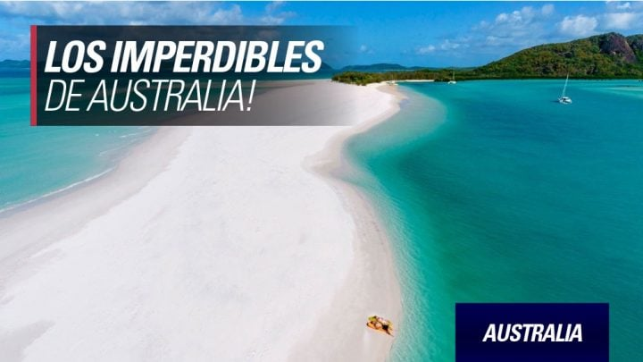 10 destinos imperdibles para visitar en Australia