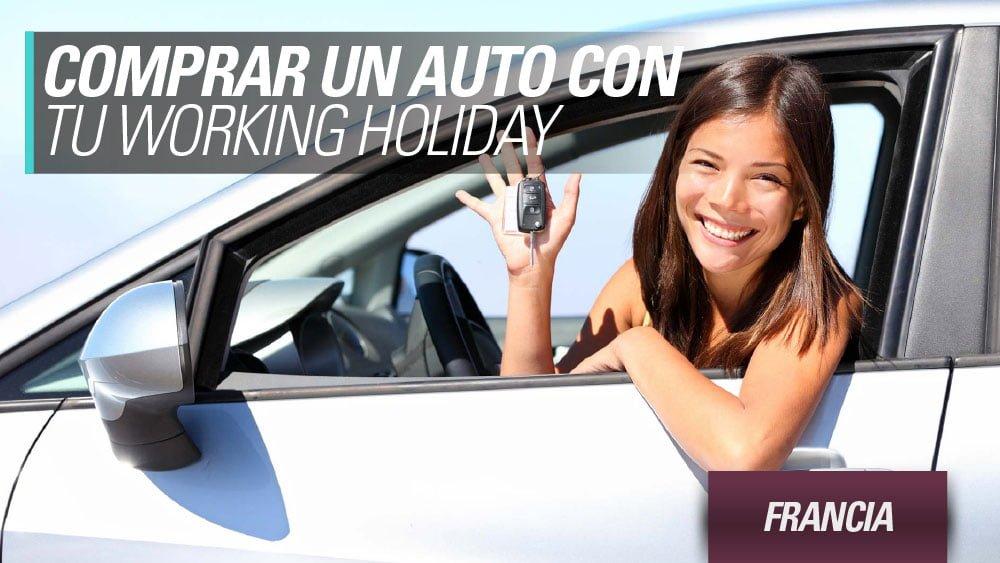 Comprar un auto en Francia con tu Working Holiday