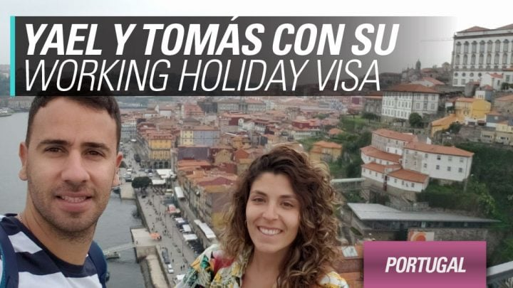 portugal visa working holiday