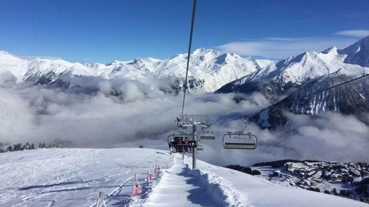 Experiencia working holiday Francia en los centros de ski por Matias