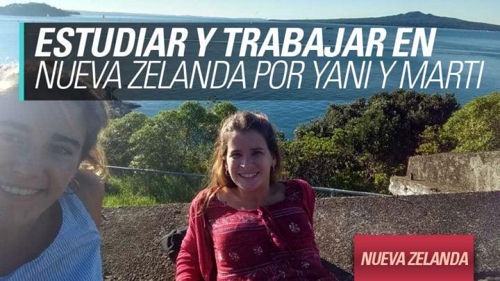 estudiar y trabajar en Nueva Zelanda