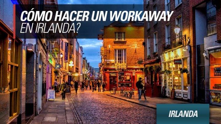 workaway Irlanda