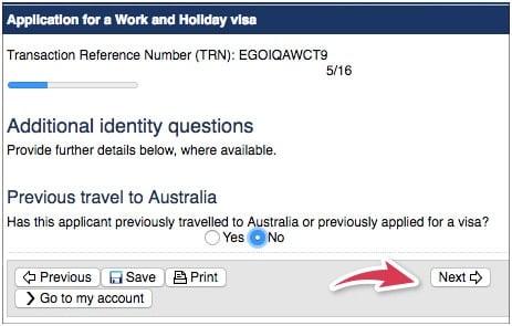 Formulario Australia Edi