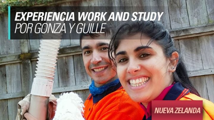 Experiencia work and study por Gonza y Guille