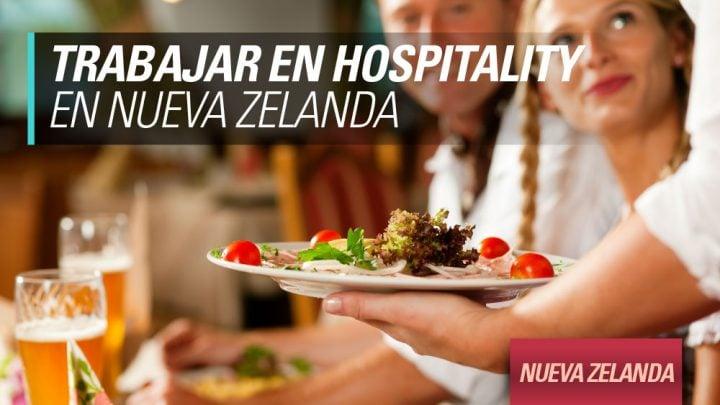 Trabajar en Hospitality en Nueva Zelanda