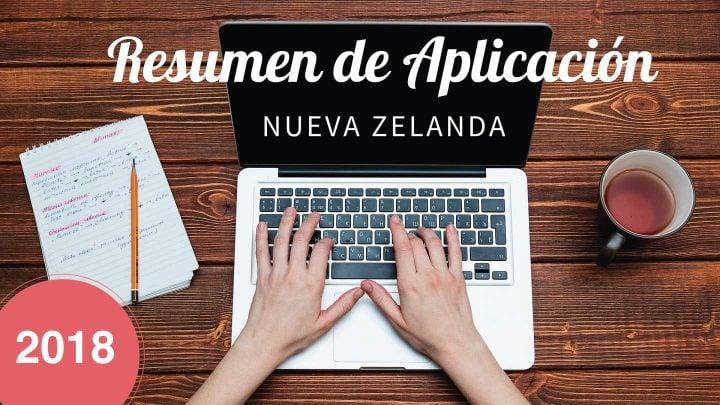 aplicacion nueva zelanda visa