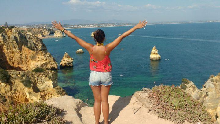 La experiencia working holiday Portugal de Griselda
