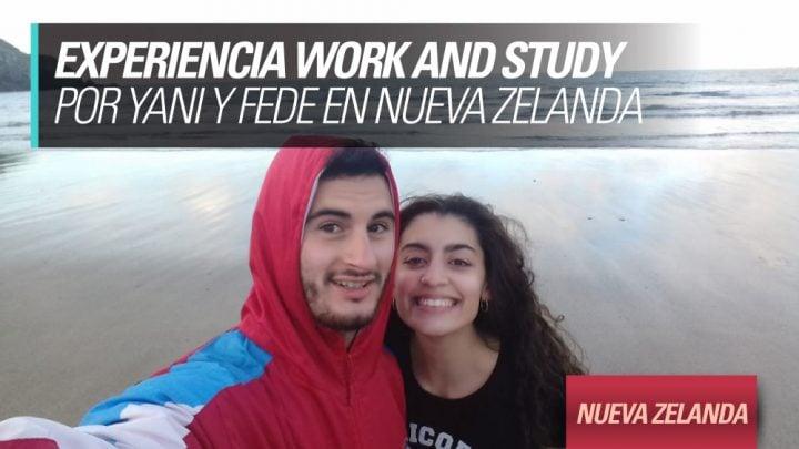 estudiando inglés en Nueva Zelanda