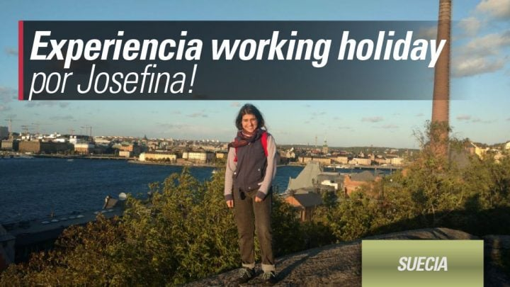 working holiday Suecia experiencia