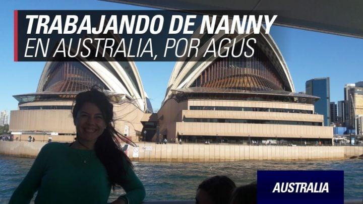 Trabajando de nanny au pair Australia