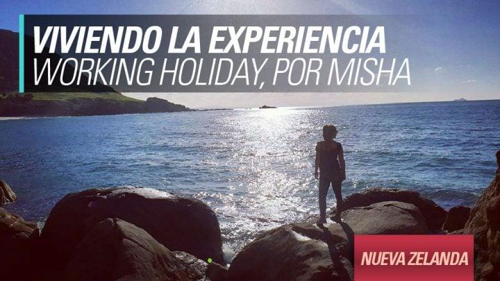 experiencia working holiday nueva zelanda