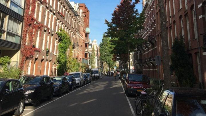 vivir y trabajar en amsterdam holanda con la working holiday visa