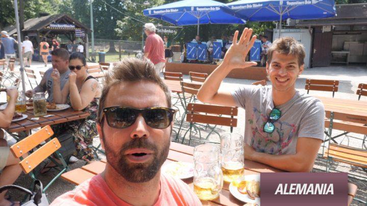 munich visa working holiday alemania