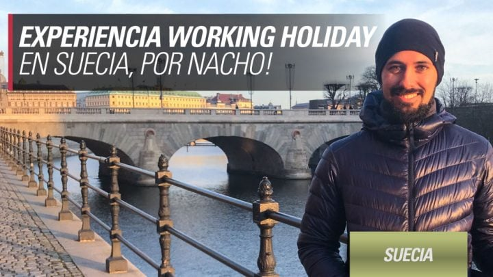 working holiday suecia estocolmo experiencia
