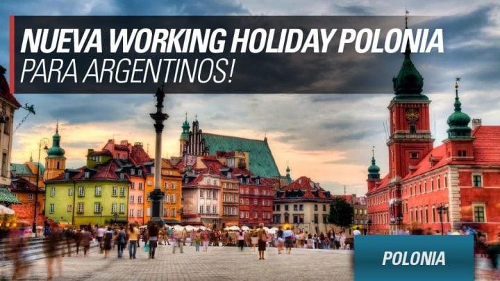working holiday visa Polonia