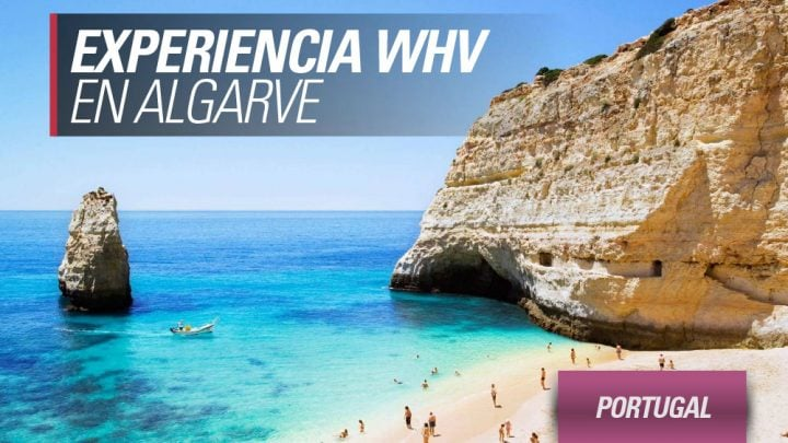 experiencia working holiday Portugal
