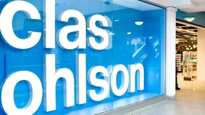 tienda Clas Ohlson Suecia