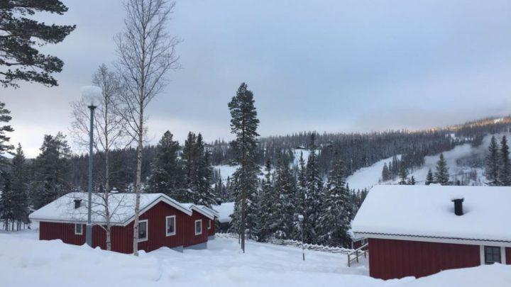 Höglekardalen centro de ski