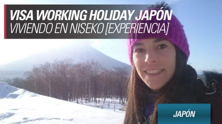 Trabajar en Japón experiencia Working Holiday