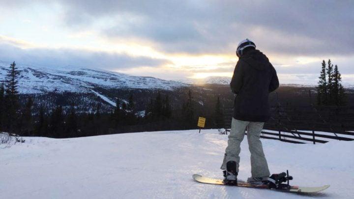 centro de ski en Suecia