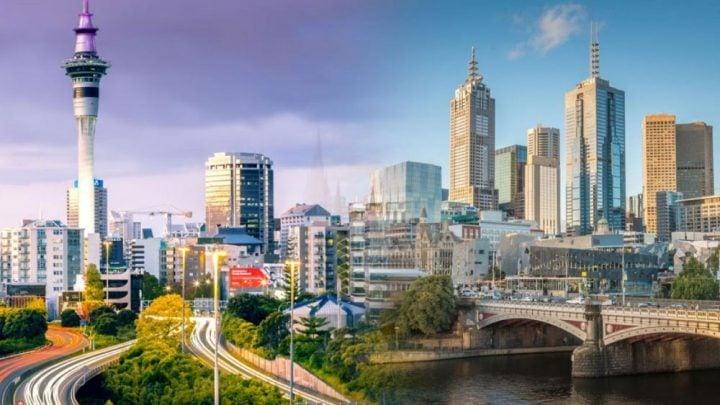 Ciudad de Nueva Zelanda