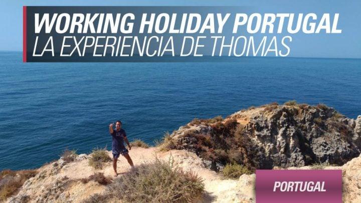 Trabajar en portugal experiencia thomas