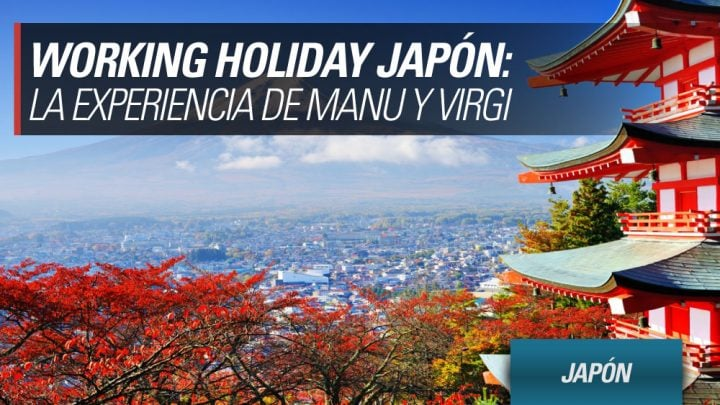 Working holiday japon experiencia