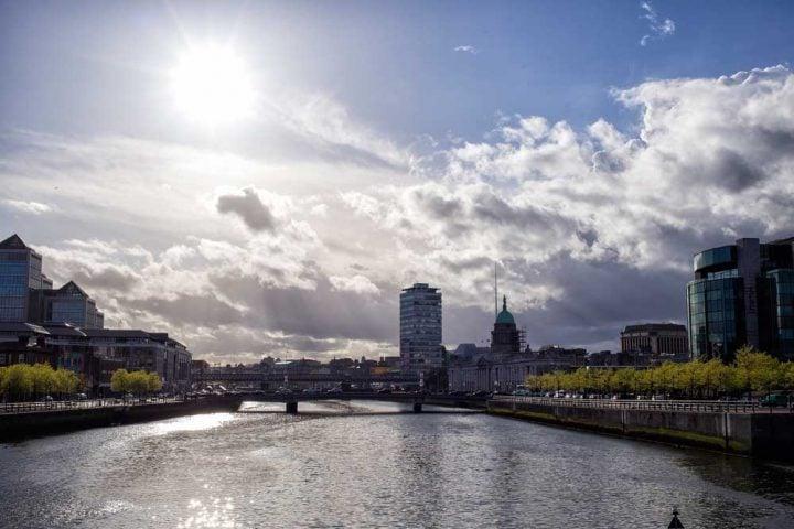 ciudad dublin irlanda