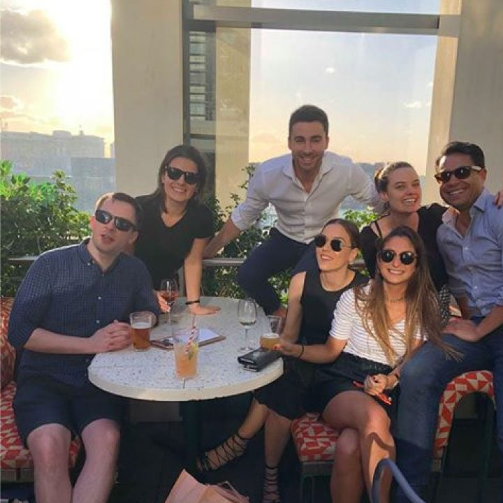 cocktails amigos trabajo australia
